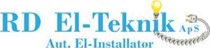 Elektriker roskilde & Brøndby, EL-teknik logo